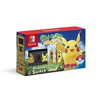 Nintendo Switch ポケットモンスター Let's Go! ピカチュウセット(モンスターボール Plus付き)/Switch/HACSKFAGA/A 全年齢対象