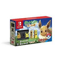 Nintendo Switch ポケットモンスター Let's Go! イーブイセット(モンスターボール Plus付き)/Switch/HACSKFAGB/A 全年齢対象