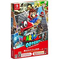 Game Soft Nintendo Switch / スーパーマリオ オデッセイ ~旅のガイドブック付き~