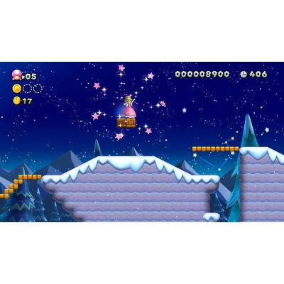 New スーパーマリオブラザーズ U デラックス/Switch/HACPADALA/A 全年齢対象
