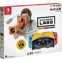 Nintendo Labo Toy-Con 04: VR Kit ちょびっと版/Switch/HACWADFXA/A 全年齢対象