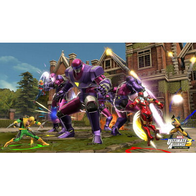 MARVEL ULTIMATE ALLIANCE 3: The Black Order/Switch/HACPAPY2A/B 12才以上対象