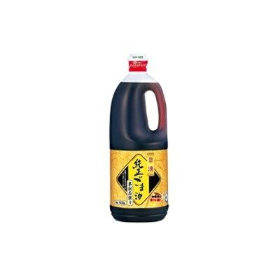 日清オイリオグループ 日清純正ごま油本胡麻搾り1500ポリ