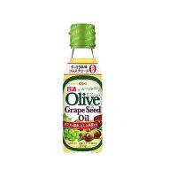 日清オイリオグループ 日清オリーブ&グレープシードオイル200g瓶