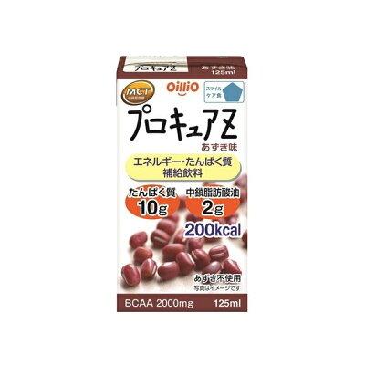 日清オイリオ プロキュアZ あずき味 125ml