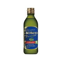日清オイリオグループ ボスコプレミアムEXVオリ-ブオイル456g瓶