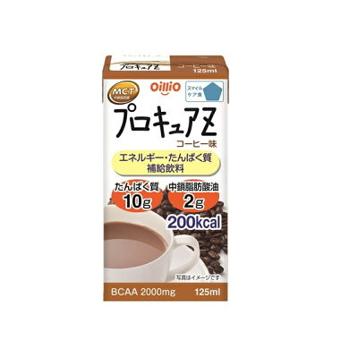 日清オイリオグループ プロキュアZコーヒー味