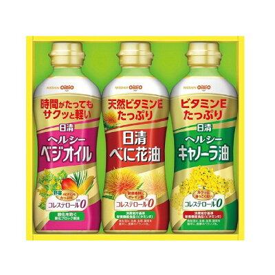 日清オイリオ ギフトセット PTP-15