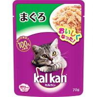 マースジャパンリミテッド KWP1 味わいセレクト1歳からまぐろ70g