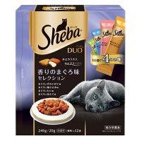 マースジャパンリミテッド SDU12 シーバデュオ 香りまぐろ味セレ240g