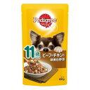 マースジャパンリミテッド P114 11歳ほぐれビーフチキン野菜 130g