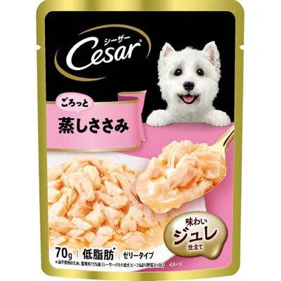マースジャパンリミテッド CEP1 シーザーパウチ 成犬用ささみ 70g