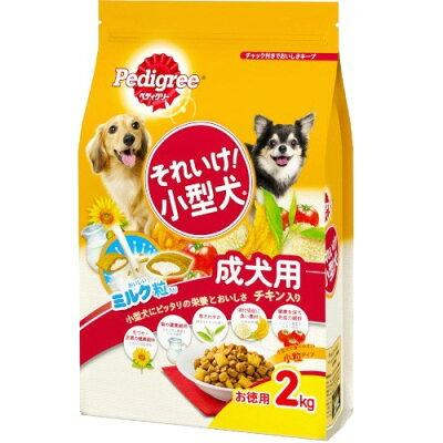 マースジャパンリミテッド PK7 それいけ!小型犬 チキン入り 2kg