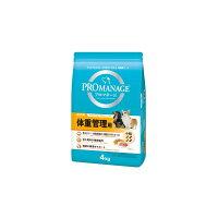 マースジャパンリミテッド PMG72 成犬体重管理用 4kg