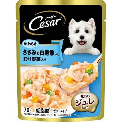 マースジャパンリミテッド CEP14 ささみ白身魚野菜 70g
