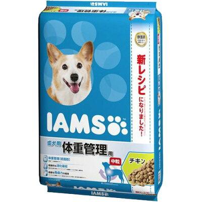 アイムス 成犬用 体重管理用 チキン 中粒(12kg)