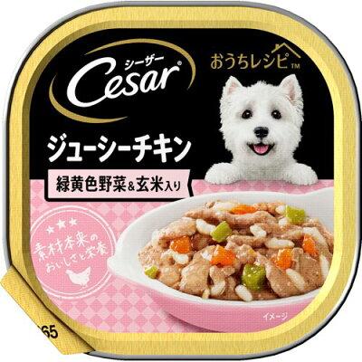 マースジャパンリミテッド CEH4 ジューシーチキン野菜玄米 100g
