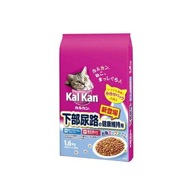 マースジャパンリミテッド KDN33 下部尿路お魚ミックス 1.6kg