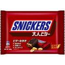 スニッカーズ 大人ビター ファンサイズ(160g)