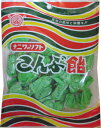 浪速製菓 ソフトこんぶ飴 80g