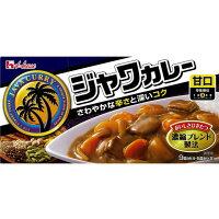 ハウス食品 185Gジヤワカレー甘口