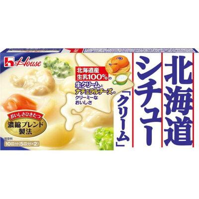 ハウス食品 180G北海道シチユークリーム