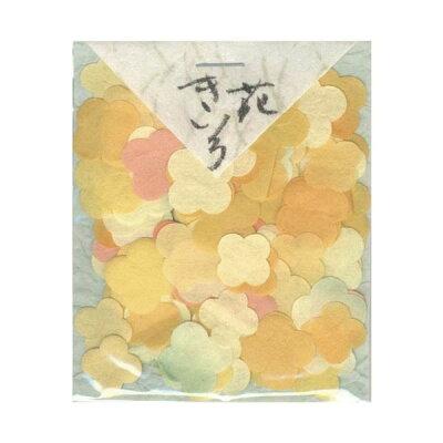 hanaoka 貼り絵 805016-3 きいろ花