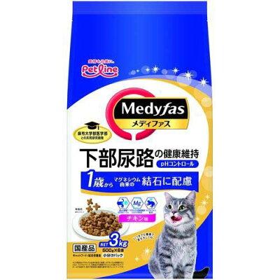 メディファス 1歳から チキン味(500g*6袋)