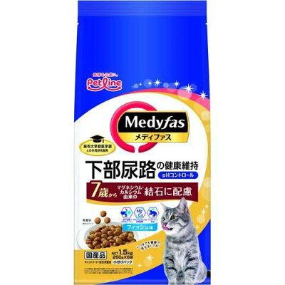 メディファス 7歳から フィッシュ味(250g*6袋)