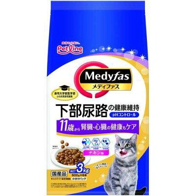 メディファス 11歳から チキン味(500g*6袋)