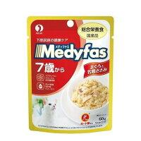 メディファス ウェット 7歳から まぐろと若鶏ささみ(60g)
