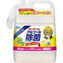 フマキラー キッチン用 アルコール除菌スプレー つめかえ用  大容量(5L)