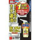 フマキラー ゴキブリ殺虫スプレー ワンプッシュププロラス 約80回分(20ml)