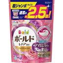 ボールド 洗濯洗剤 ジェルボール3D 癒しのプレミアムブロッサムの香り 詰替超ジャン(44コ入)