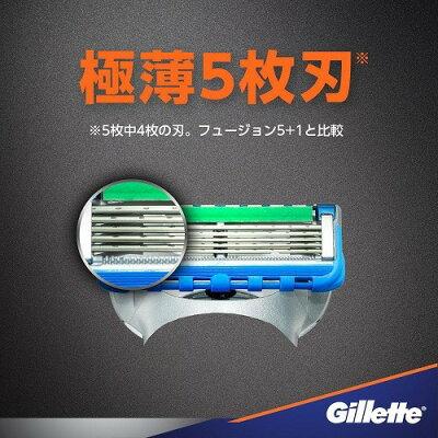 ジレット プログライドパワー 替刃8B(8コ入)
