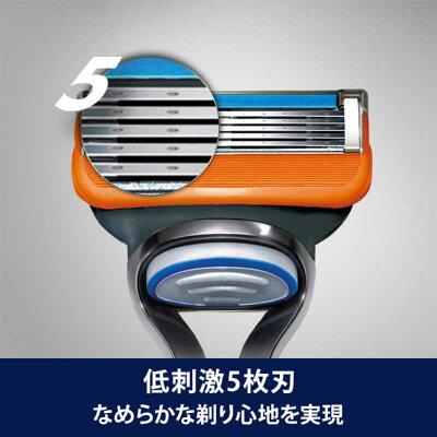 ジレット フュージョン5+1 替刃12B(12コ入)