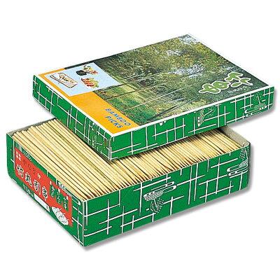 やなぎプロダクツ 竹串15cm バラ箱詰 800g