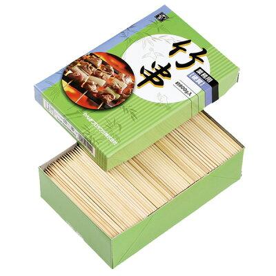 やなぎ 硬質竹串 18cm 800g