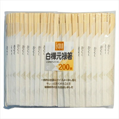 エコロ 白樺元禄 E-025 200P