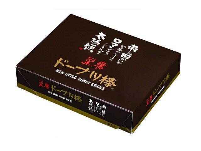 楽天市場】フジバンビ フジバンビ 黒糖ドーナツ棒 20本 | 価格比較 ...