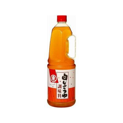ヒガシマル醤油 ヒガシマル醤油 白しょうゆ調味料 1.8L
