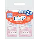 ピジョン 赤ちゃんの洗たく用洗剤 ピュア 詰めかえ用(1セット)