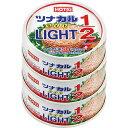 ホテイ ツナカル LIGHT 1/2 3缶シュリンク 70gX3