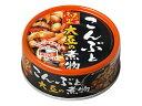 ホテイフーズコーポレーション ホテイ ふる里こんぶと大豆の煮物 60g