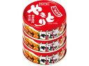 ホテイフーズコーポレーション ホテイやきとりうま辛味3缶シュリンク75g×3