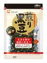 フジッコ 煎り黒豆 57g