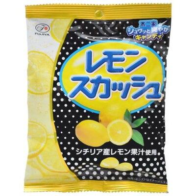 不二家 レモンスカッシュキャンディ 80g