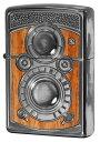 Zippo ジッポー アンティークDLRカメラ Antique Camera SV 1201S565
