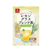 はくばく レモングラスブレンド茶