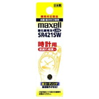 maxell SR421SW・1BT A